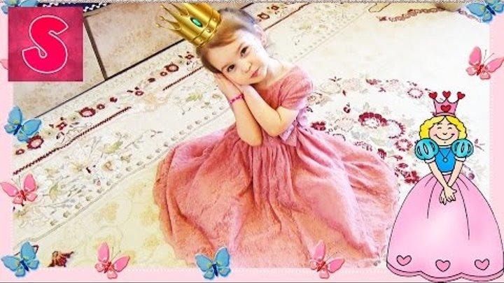 BAD BABY София прекрасная Как стать принцессой Видео для детей Вредные детки BAD KIDS