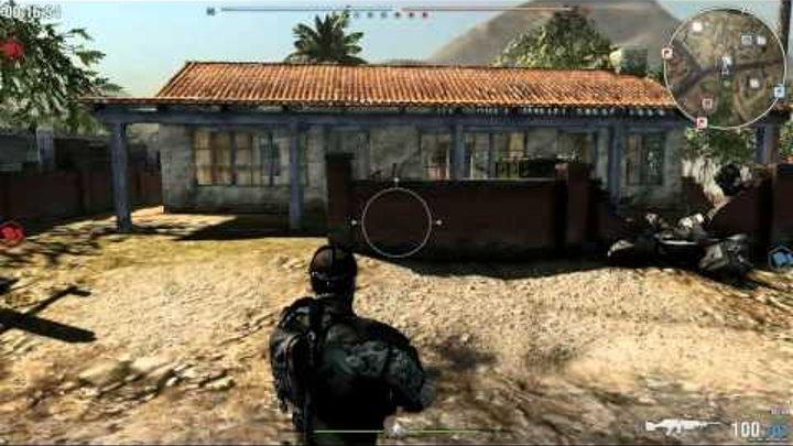 ▶ War Inc. Battlezone (Online) - Геймплей [HD]