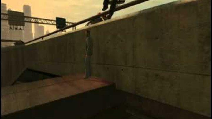 GTA 4 - Приколы и Глюки