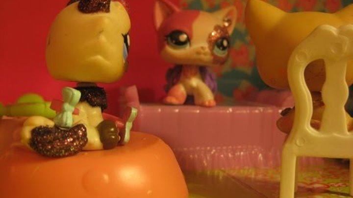 """(LPS)Littlest Pet Shop""""Ты больше не одна...""""1 сезон 3 серия""""Коварный план"""""""