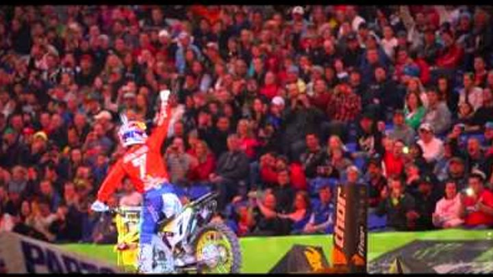 Supercross LIVE 2014 - Monster Energy Supercross 2014: Best Season Yet