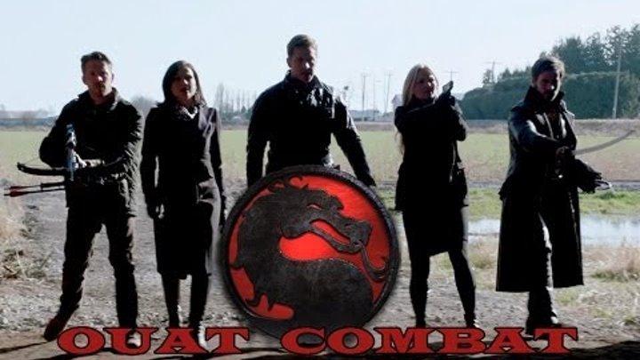 OUAT Mortal Kombat | Once upon a time | Season 3