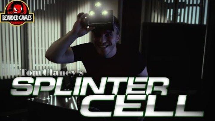 Серия игр SPLINTER CELL | Бородатые игры