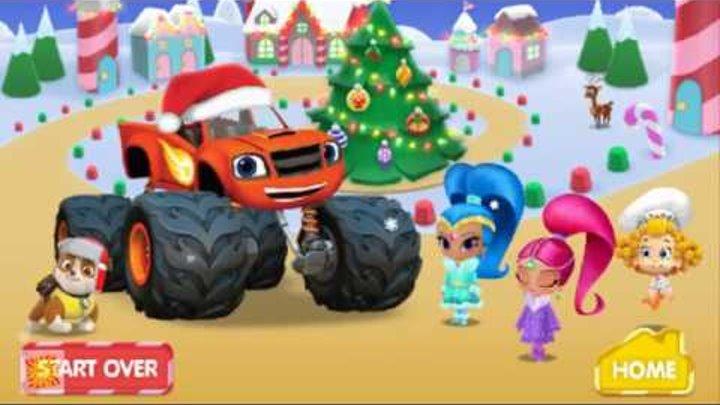 Шиммер и Шайн Мультики для детей Рождественский фестиваль