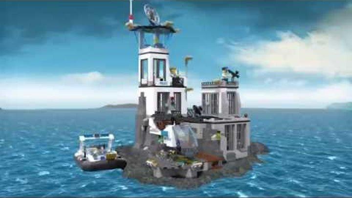 LEGO® City 60130 Остров-тюрьма
