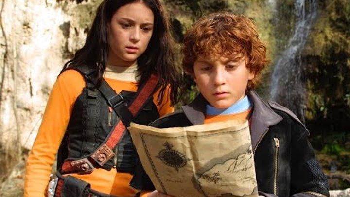 Дети шпионов 2: Остров несбывшихся надежд (2002) — русский трейлер