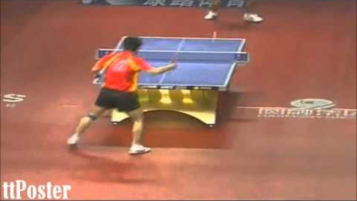Harmony China Open 2009: Joo Se Hyuk-Zhang Jike