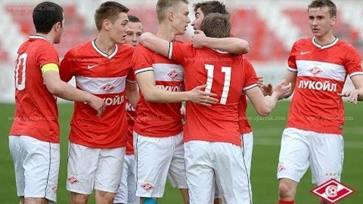 Spartak U-17 vs Rapid U-17