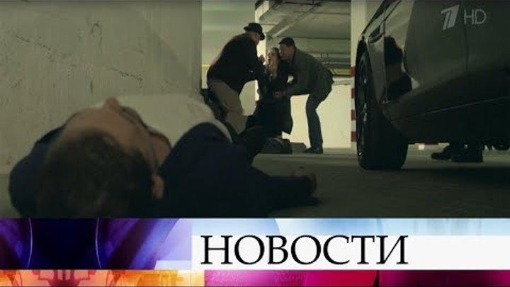 На Первом канале долгожданная премьера - третий сезон многосерийного детектива «Ищейка».