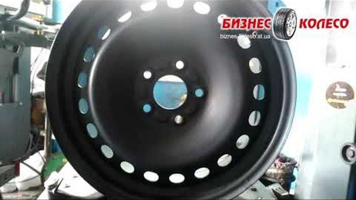 Стальные диски Ford купить в Украине интернет магазин Бизнес-Колесо