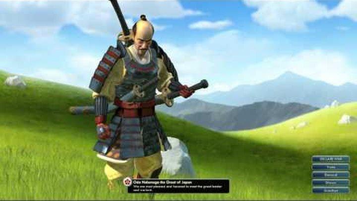 Civilization V OST   Oda Nobunaga Peace Theme   Rokudan no Shirabe