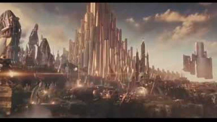 Фильм Тор Царство тьмы (Thor The Dark World) 2013 - смотреть трейлер (Trailer)