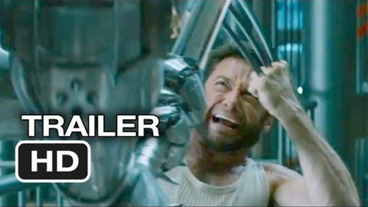 The Wolverine International Trailer #2 (2013) - Hugh Jackman Movie HD