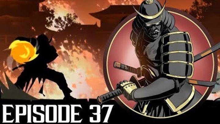 Cùng chơi Shadow fight 2 episode#36(làm lại):Đùa với thần chết sao tên samurai bé nhỏ?