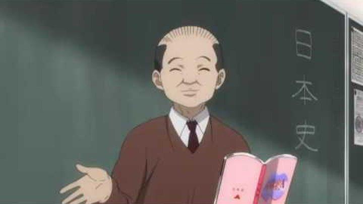 Да я Сакамото,а что? Аниме Прикол