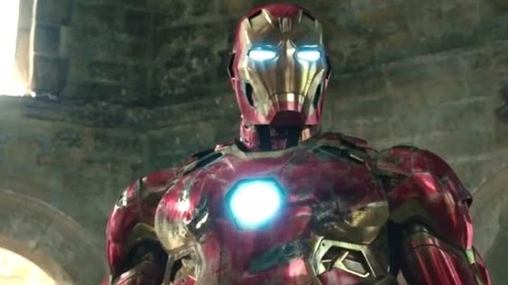 Avengers: Age of Ultron Blu-Ray TRAILER (HD) Robert Downey Jr. Marvel Movie 2015
