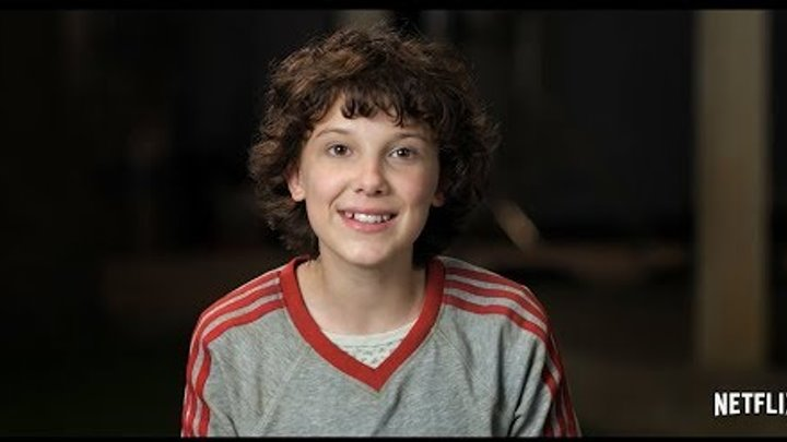 Millie Bobby Brown introduces Stranger Things 2 World Exclusive Footage!