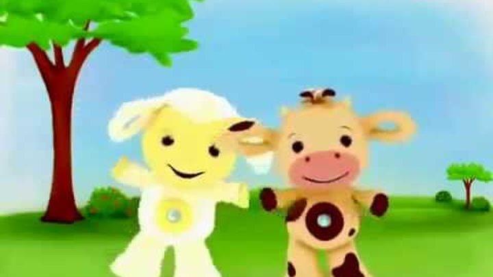 Тини Лав ПОЛНАЯ ВЕРСИЯ, Развивающий мультфильм для детей. Tiny Love for Kids.