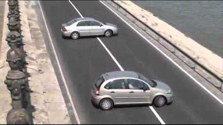 Incredibile.... divertente, donna al volante, pericolo costante...