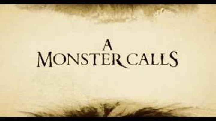 Голос монстра (A Monster Calls) Тизер-Трейлер (английская озвучка)