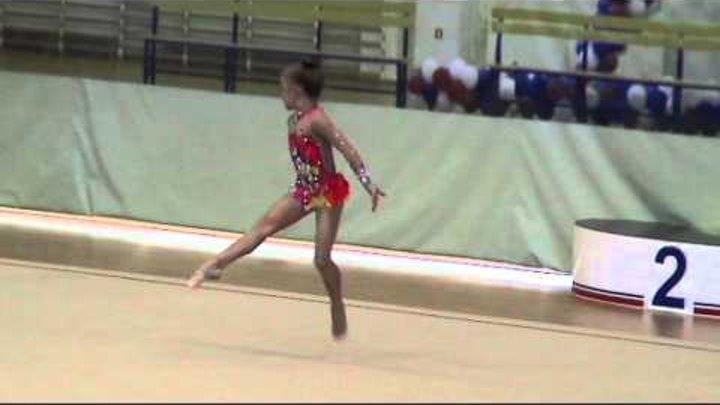 Мария Маркевич, 2005 год, Питер, без предмета.