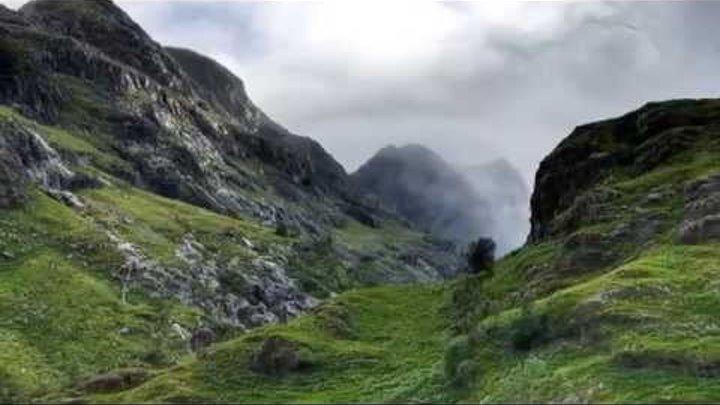 Стихотворение Роберта Бёрнса: В горах мое сердце