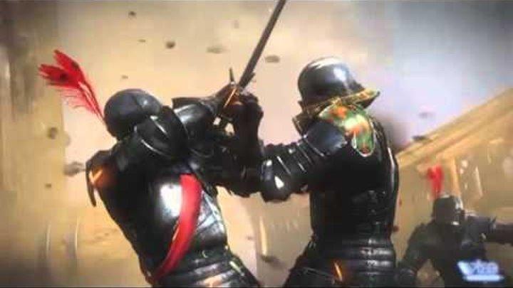 The Witcher 2 Assassins of Kings Clip (Ведьмак 2 убийцы королей клип)