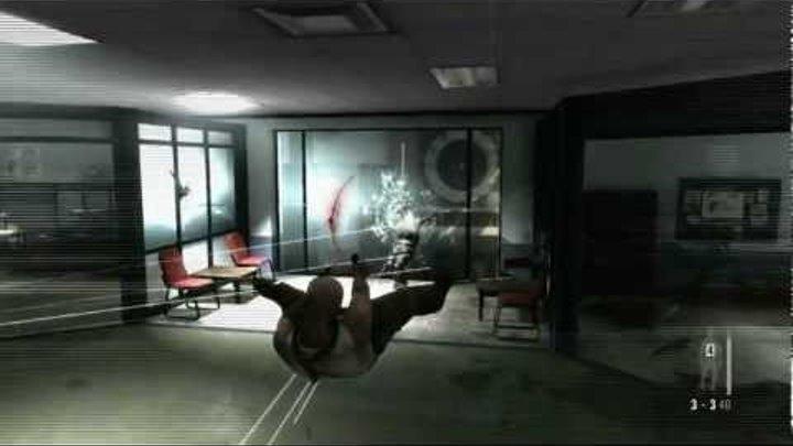 Max Payne 3 «Замедление времени»