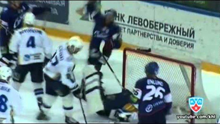 Сибирь - Барыс 4:3ОТ / Sibir - Barys 4:3OT
