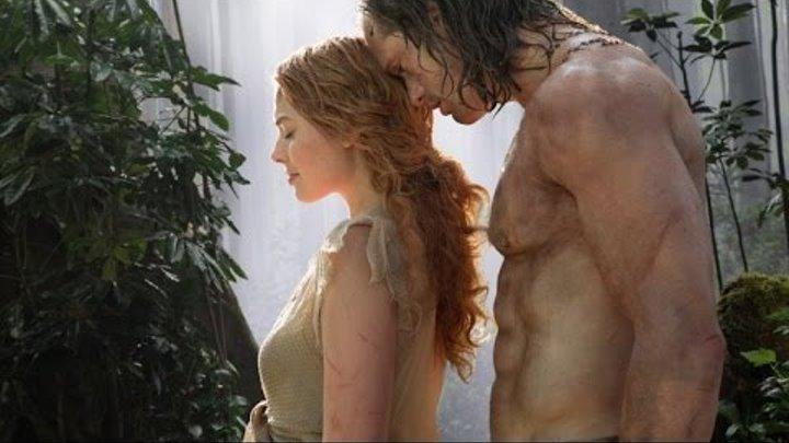 Тарзан. Легенда (2016) — русский трейлер 2