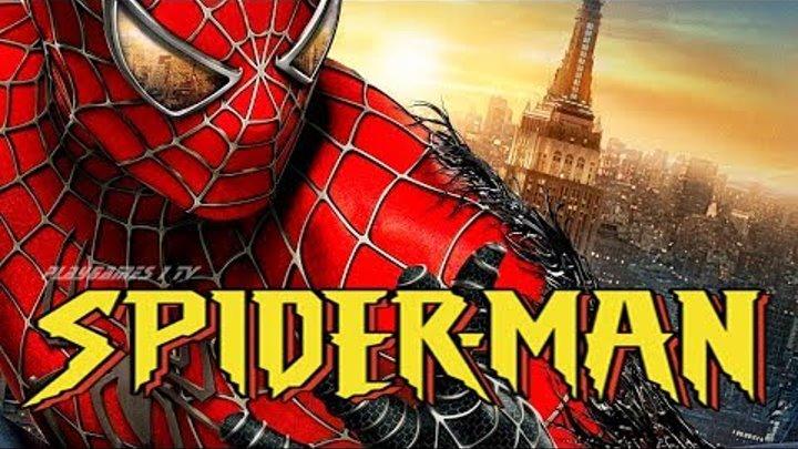 ЧЕЛОВЕК ПАУК Жизнь Борьба НА РУССКОМ SPIDER MAN MARVEL Super hero animated cartoon Game HD 1080