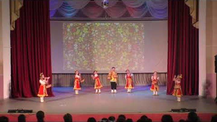 Студия танца Оберег танец По малинку