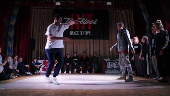 Hit The Floor vol.4 House-Dance seven 2 smoke part 1