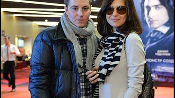 Екатерина Климова и Гела Месхи впервые вместе вышли в свет после рождения дочери