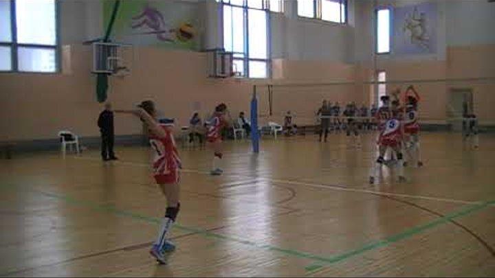 Олимп-Ника 1 (девочки 2005 год)