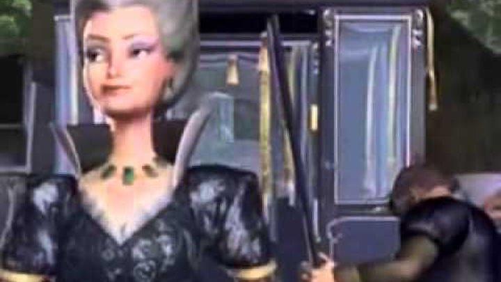 Барби- 12 танцующих принцесс 2006 (трейлер).flv