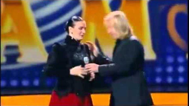 Е. Ваенга и В. Дробыш. Шопен. (Золотой Граммофон 2011)