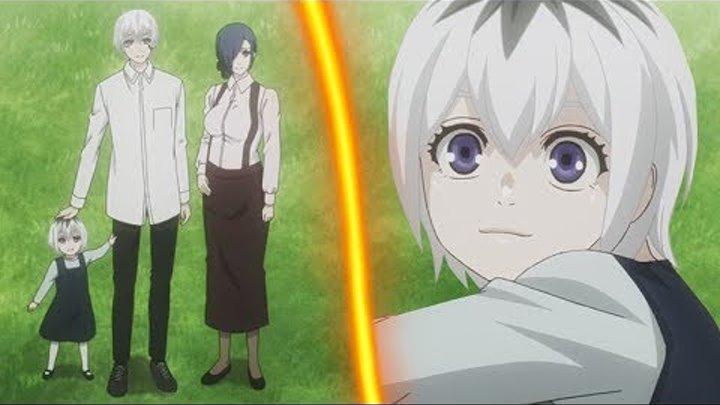 Будущее спустя 6 лет Токийский гуль 4 сезон 12 серия