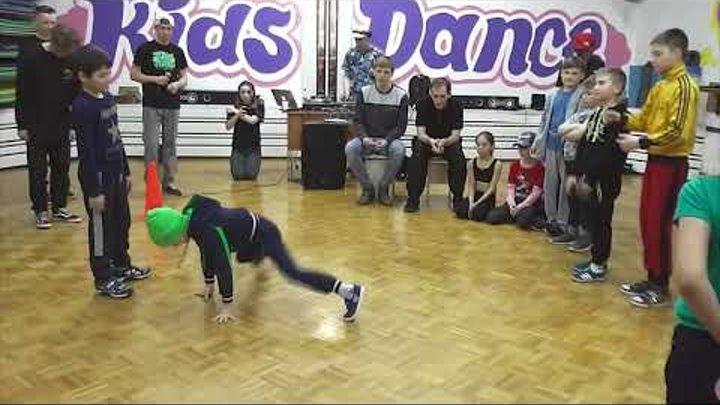 Kids Dance (Дети Танцуют) - БРЕЙК - ДАНС. Серов. 08.04.2018