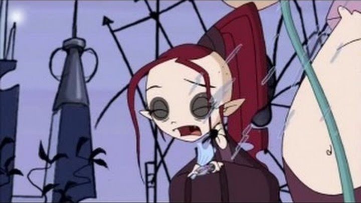 Школа Вампиров 12 серия 2 сезон Укуси меня