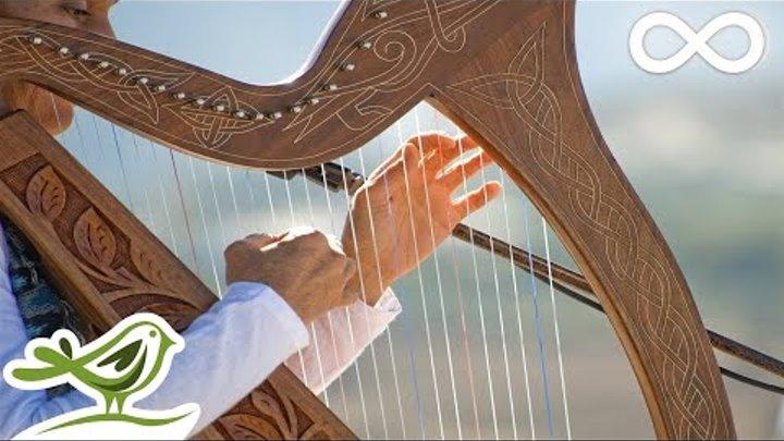 Relaxing Harp Music: Sleep, Meditation, Spa, Study   Instrumental Background Music ★49