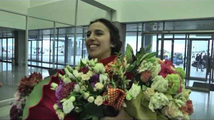 Прикордонники привітали Джамалу з перемогою на Євробаченні-2016