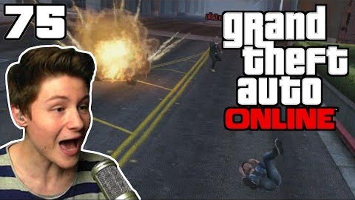 CHALLENGE GEHT SCHIEF | GTA ONLINE #75 | Let's Play GTA Online mit Dner
