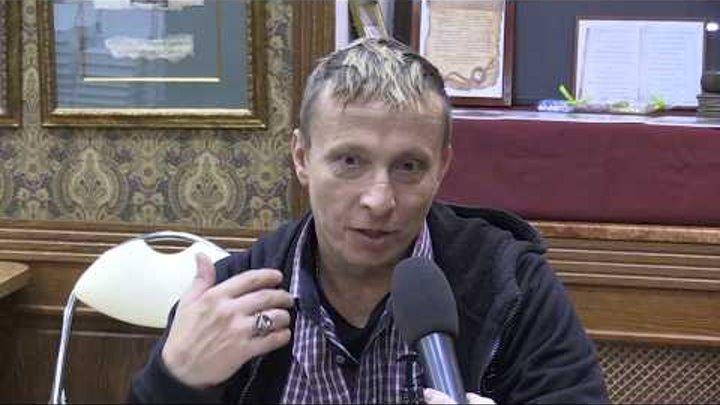 Интервью с Иваном Охлобыстиным