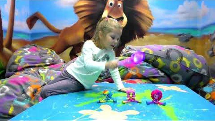 Девочки из Эквестрии оживают и поют песни Ожившие игрушки Эквестрия Гёрлз