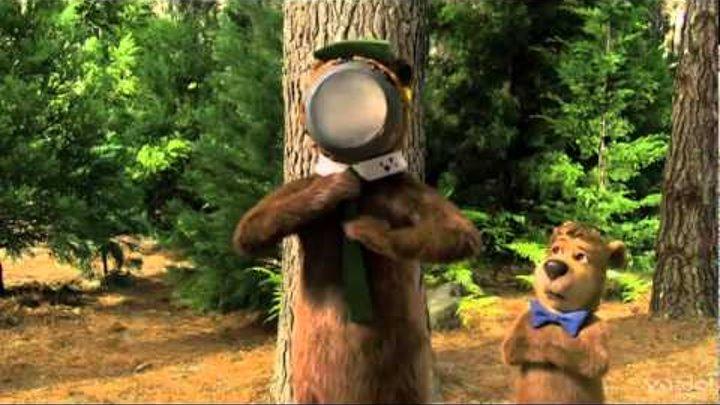Медведь Йоги / Yogi Bear (2010) трейлер