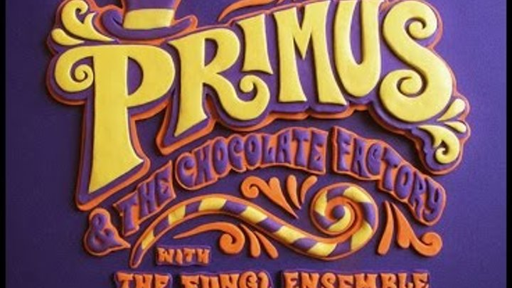 Primus - Golden ticket