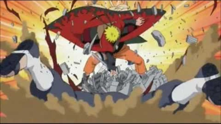 Naruto VS Pain (HD) [FULL FIGHT]