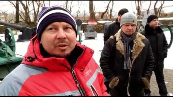 Сторонники Мальцева во Владивостоке