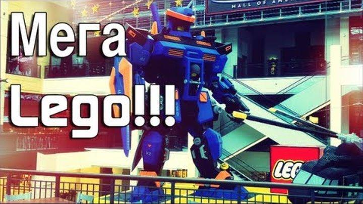 Мега Lego! Самый большой магазин Лего в США!